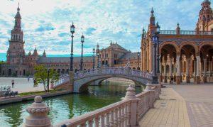 Plaza-de-España-Sevilha-Espanha