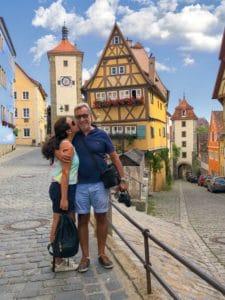 Como fazer a rota romântica da Alemanha