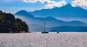 Baía da Ilha Grande- Angra dos Reis - RJ