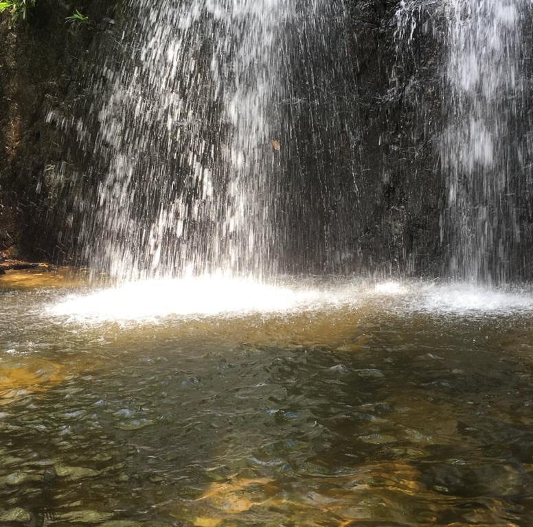 Frade Green Cachoeira Angra dos Reis