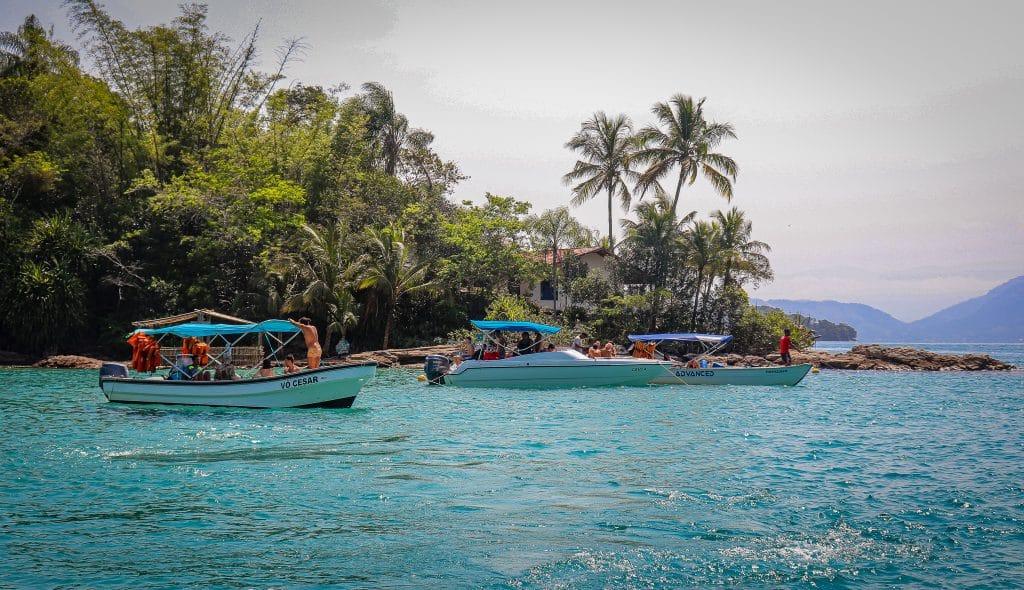 Lagoa Azul 2 - Angra dos Reis - Foto: Fernando Cravos - Casal Giramundo