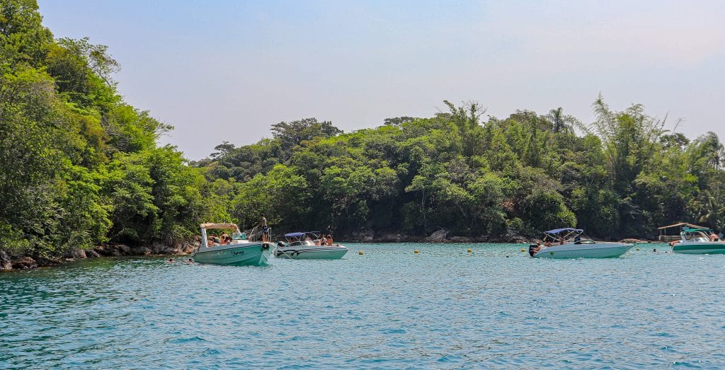 Lagoa Azul - Angra dos Reis - Foto: Fernando Cravos - Casal Giramundo
