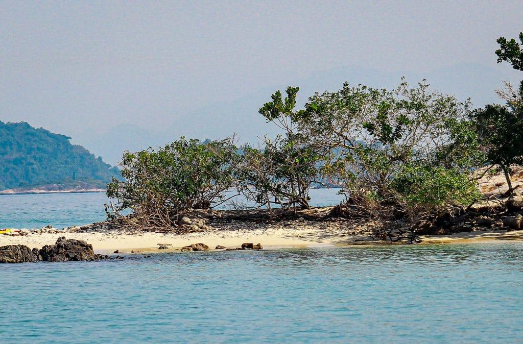 Ilha de Cataguás - Angra dos Reis