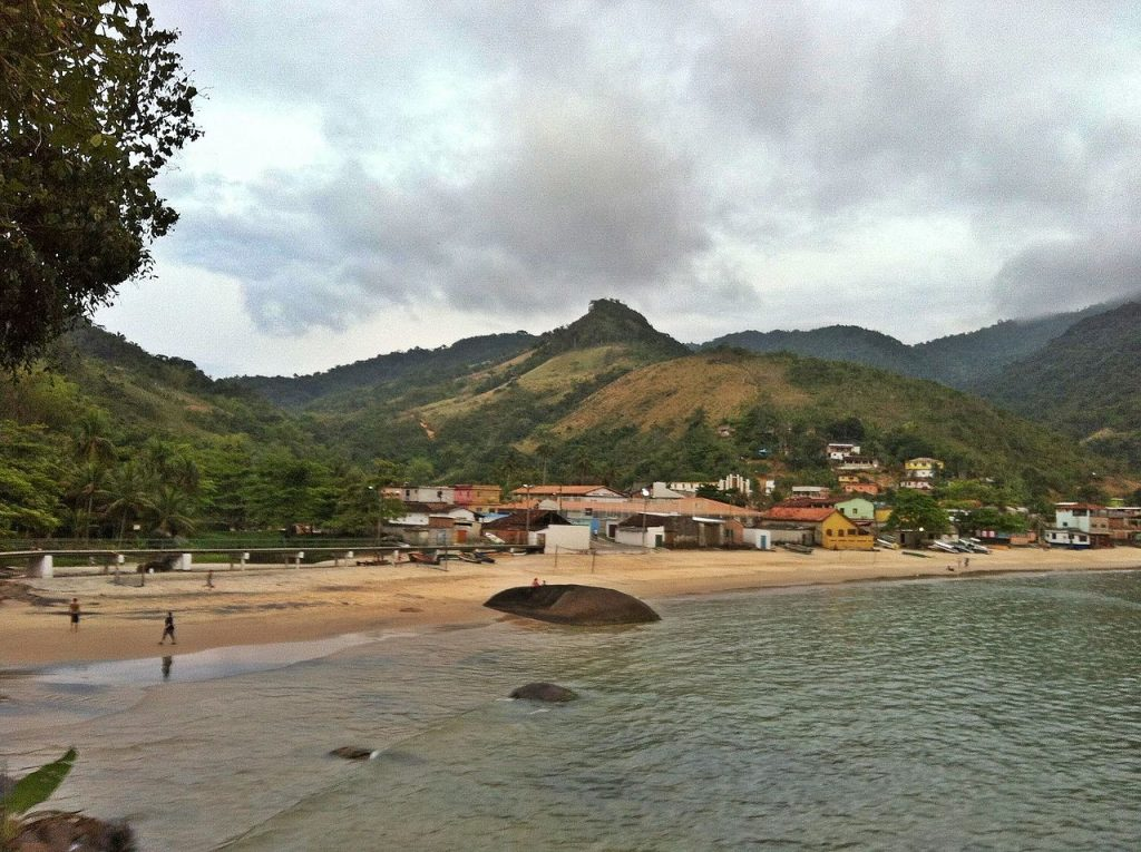 Praia de Provetá - Ilha Grande - Angra dos Reis 2