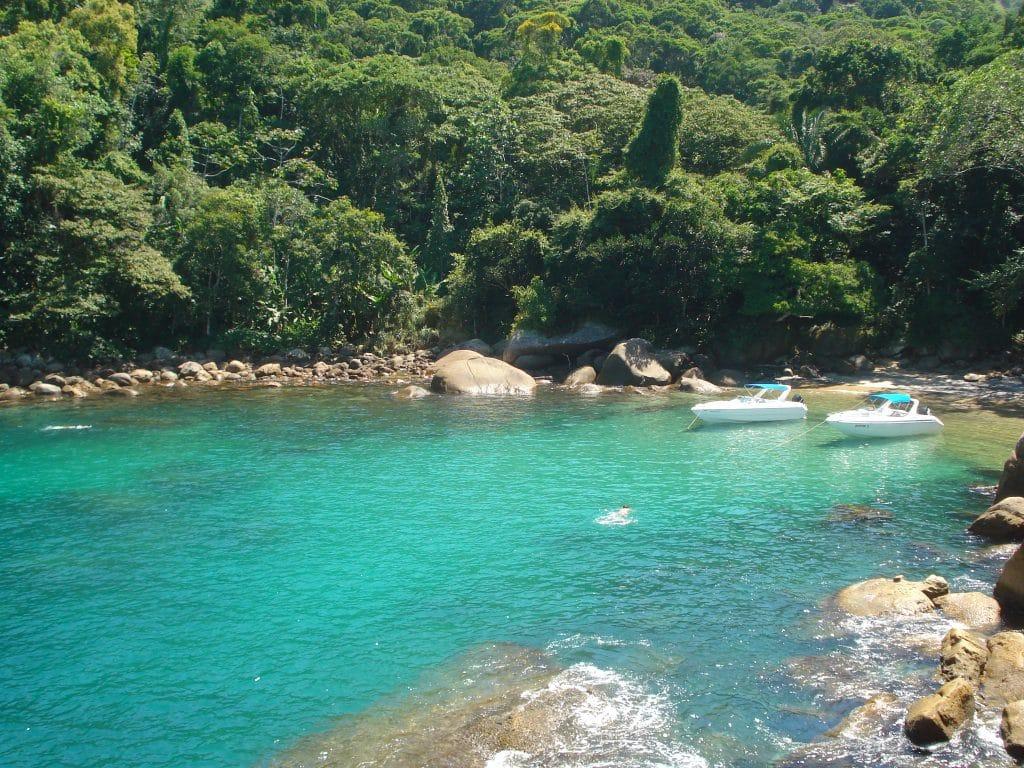 Praia do Caxadaço - Ilha Grande - Angra dos Reis