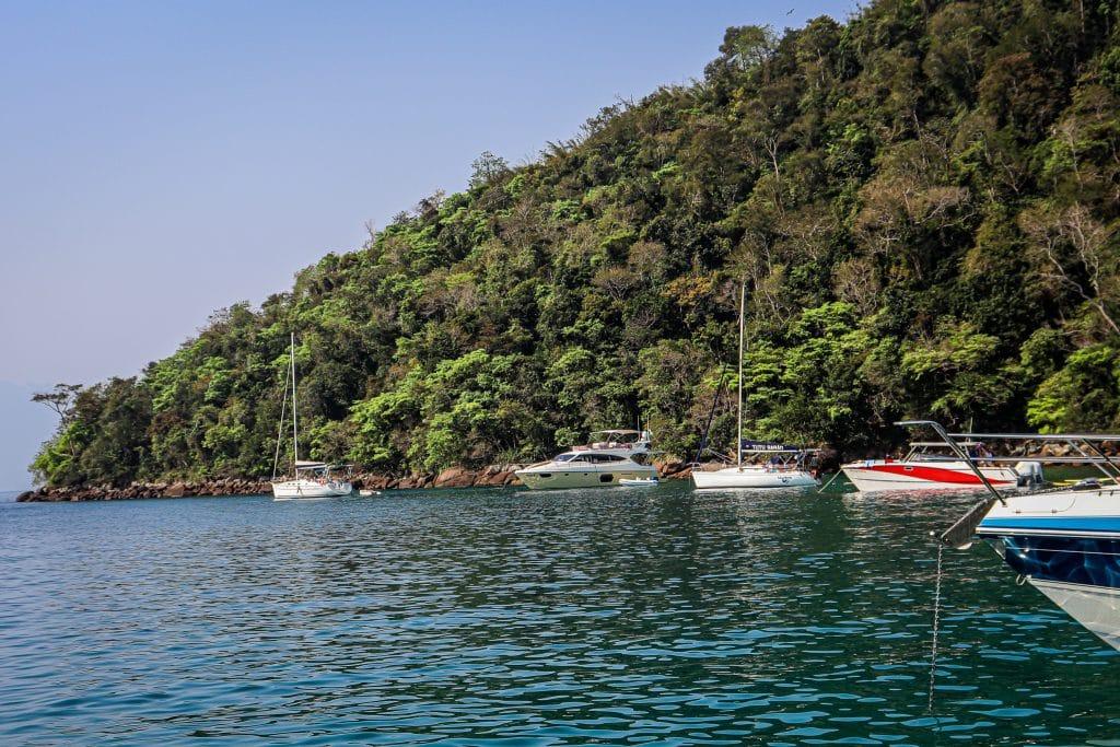 Lagoa Verde - Ilha Grande - Angra