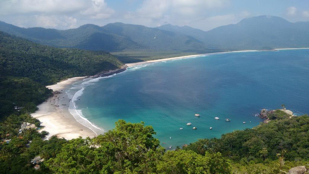 Praia do Aventureiro - Ilha Grande - Angra dos Reis 2