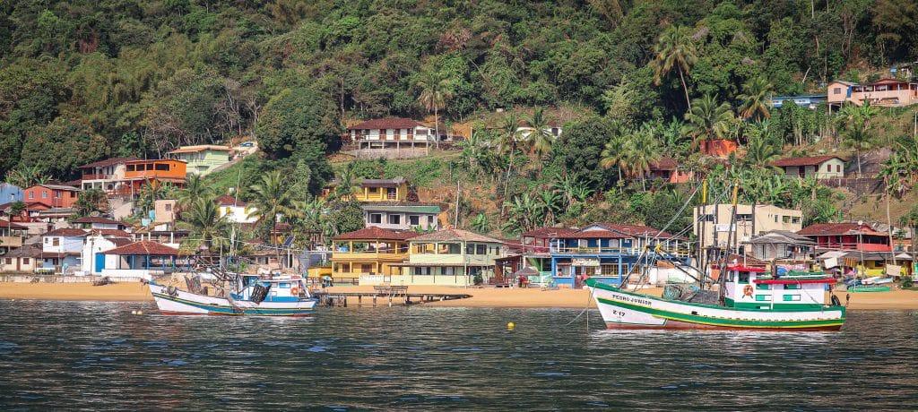 Praia de Araçatiba - Ilha Grande - Angra dos Reis