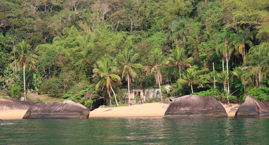 Praia de Itaguaçu - Ilha Grande - Angra dos Reis