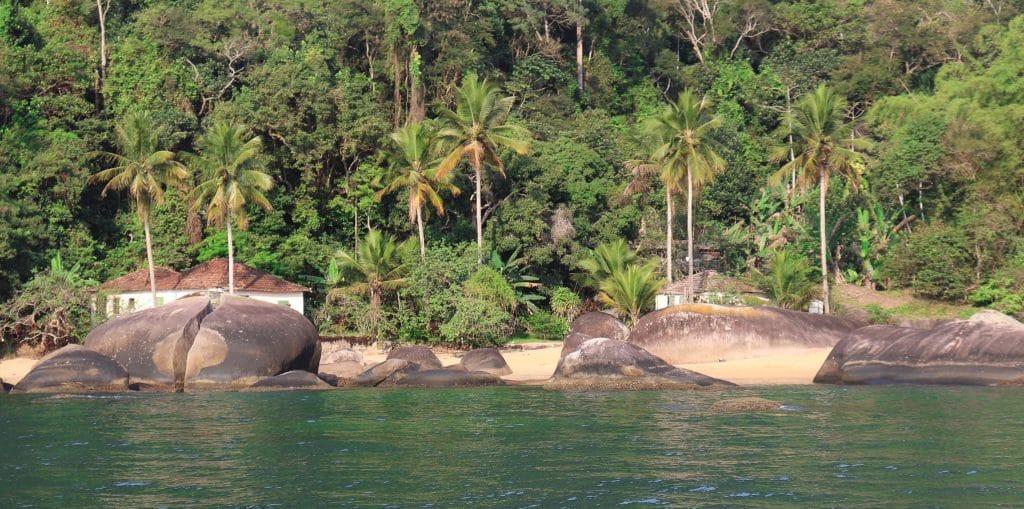 Praia de Itaguaçu - Ilha Grande - Angra dos Reis 2
