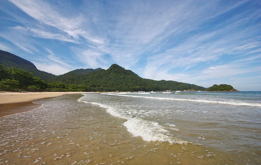 Praia de Dois Rios - Ilha Grande - Angra dos Reis 2