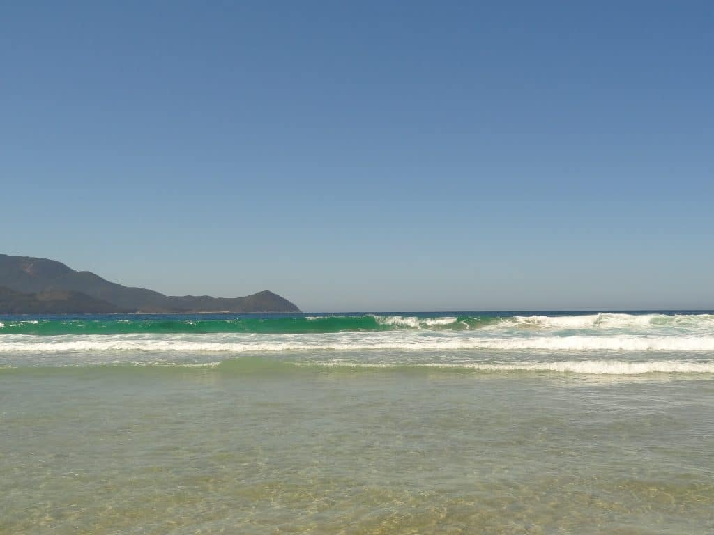 Praia do Aventureiro - Ilha Grande - Angra dos Reis 4