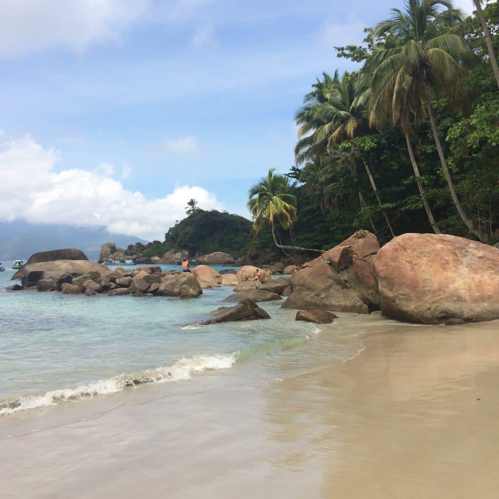 Praia do Aventureiro - Ilha Grande - Angra dos Reis 3