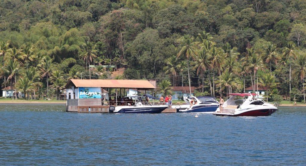 Flutuante do Bacana Sítio Forte Ilha Grande Angra dos Reis