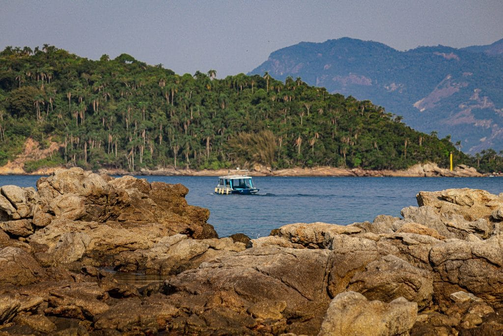 Ilhas botinas e Ilha do pitangui Angra