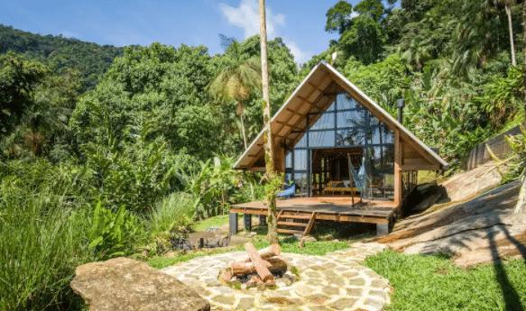 Casas para alugar em Paraty pelo AIRBNB