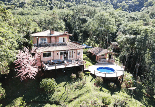 Casas para alugar no interior de São Paulo